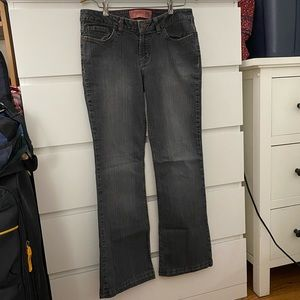Y2K Mossimo Gray Bootcut Jeans